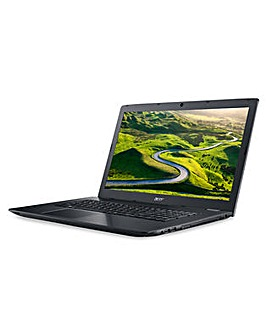 "Acer 17.3"" laptop Ci5-7200U 8GB 1TB"