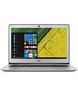 "Acer 14"" thin&light laptop i3 8GB slvr"