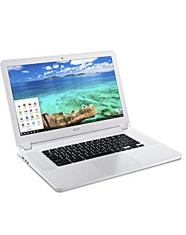 "Acer 15"" Chromebook Celeron 4GB 32GB"