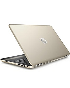 "HP 15"" Laptop AMD A9 8GB 1TB Win 10"