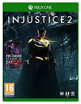Injustice 2 Inc Darkseid DLC Xbox One