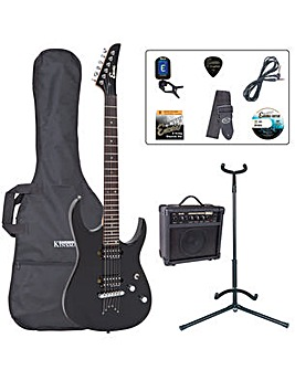 Encore E89 Electric Guitar Outfit
