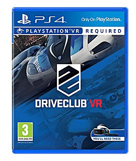 DriveClub PS VR