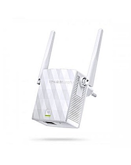 300Mbps Wireless Range Extender + 1 LAN