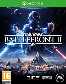 Star Wars Battlefront 2 IncDLCXbox One