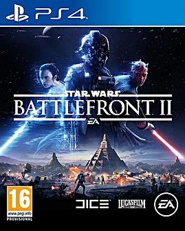 Star Wars Battlefront 2 Inc DLC PS4