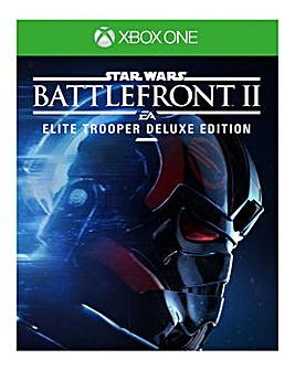 Star Wars Battlefront 2 Deluxe Edt XBOne