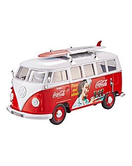 Oxford Die Cast VW Coca Cola Bus