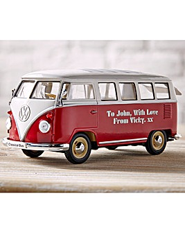 Personalised VW Campervan