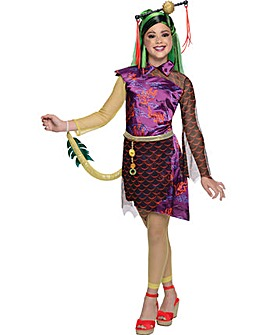 Monster High Jinafire Long Costume