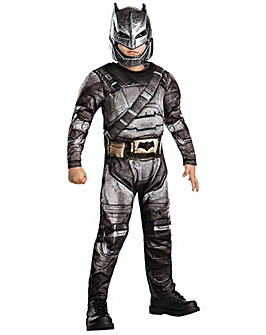 Deluxe Batman Armoured DOJ Costume