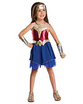 Dawn Of Justice Wonderwoman Costume