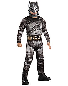 Deluxe Batman Armoured Costume