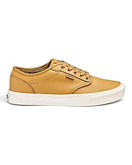 Vans Atwood Leather Lace Mens Trainers