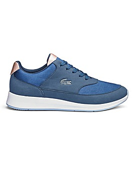 Lacoste Chaumont Lace Womens Trainers