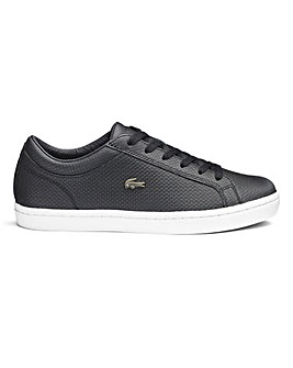 Lacoste Straightset Womens Trainers