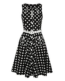 Voodoo Vixen Daisy Dress