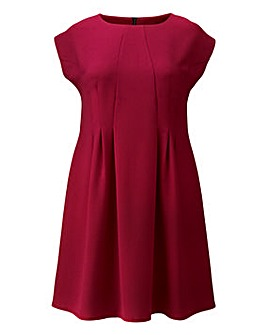 AX Paris Pleat Front Skater Dress