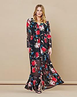 Alice And You Split Prom Maxi