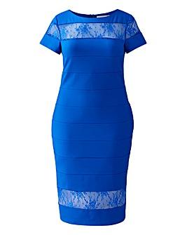 Paperdolls Lace Trim Dress