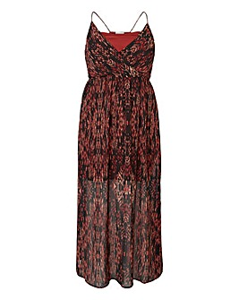 Junarose Strappy Maxi Dress