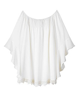 AX Paris Bell Sleeve Top