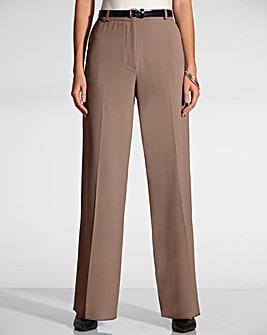 Wide Leg Trousers Length Long