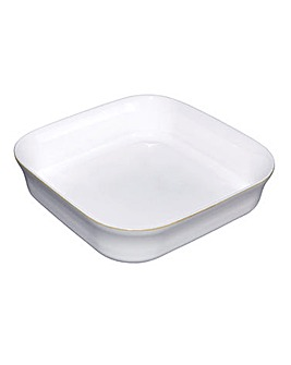 Denby Square Dish Natural Canvas