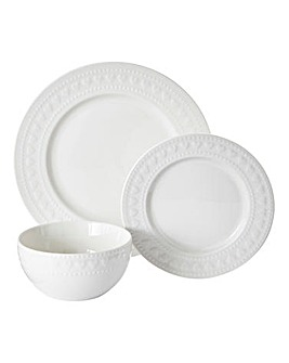 Amour 12pc Dinner Set