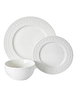 Amour 12pc Dinner Set