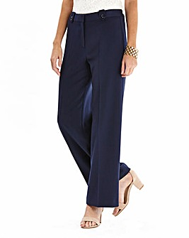 Mix & Match Wide Leg Trousers Long