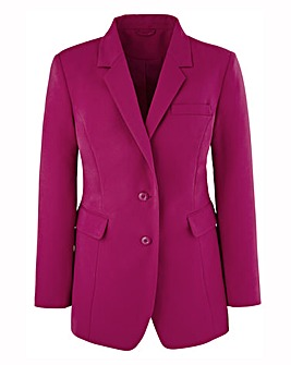 Mix & Match Tailored Blazer Length 28in