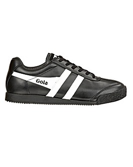 Gola Harrier Leather Ladies Trainers