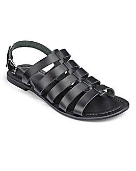 Sole Diva Gladiator Sandals D Fit