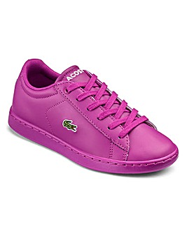 Lacoste Carnaby Evo Girls Trainers