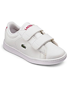 Lacoste Carnaby Evo Infant Trainers
