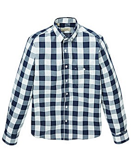 WILLIAMS & BROWN L/S Check Shirt