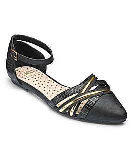 Sole Diva Pointy Pumps E Fit