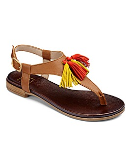 Sole Diva Tassel Toepost D Fit
