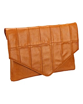 Sole Diva Patchwork Clutch