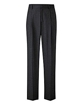 W&B London Pleat Front Reg Fit Trousers