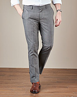 WILLIAMS & BROWN LONDON Check Trousers