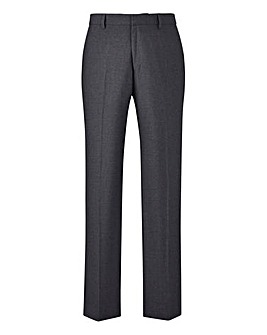 W&B London Plain Front Stretch Trouser
