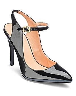 Paper Dolls Liliana Court Shoes D Fit