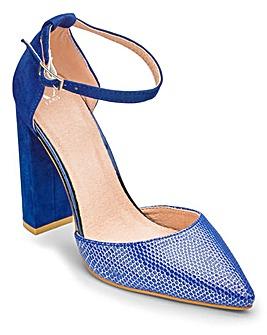 AX Paris Court Shoes D Fit