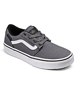 Vans Chapman Stripe Lace Youth Trainers
