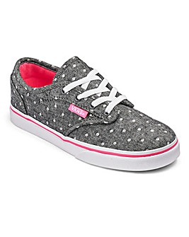 Vans Atwood Low Lace up Youth Trainers