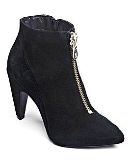 Bronx Corvo Ankle Boots D Fit