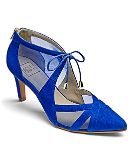 Sole Diva Mesh Court Shoes E Fit
