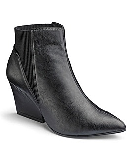 Sole Diva Chelsea Boots E Fit